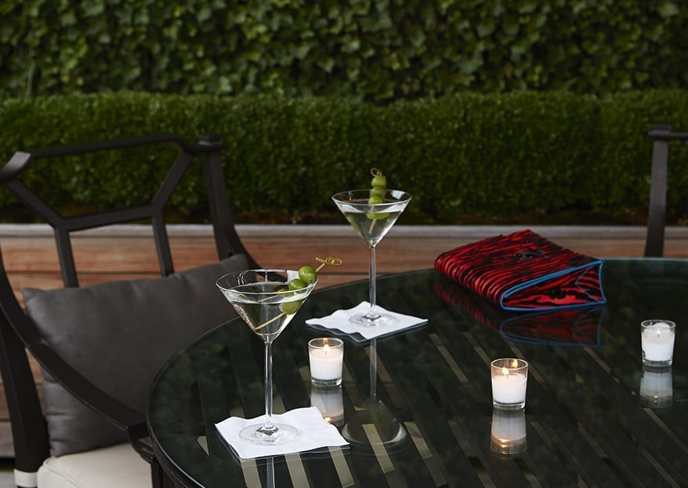 Image result for the surrey nyc in room cocktail experience